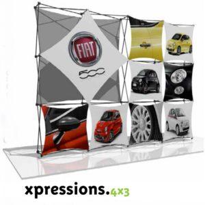 Xpressions 3X4
