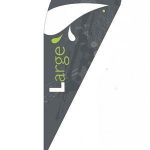 flag plum L
