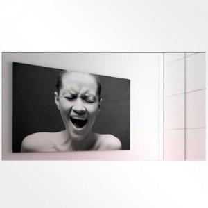 Wall frame mur d'images en tissu