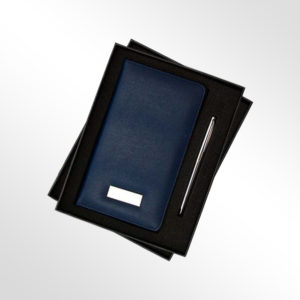 COFFRET NOTE BOOK + STYLO ( 03 C ) - K30