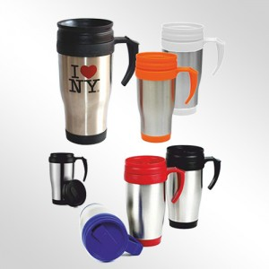 TRAVEL MUG ( 05 COULEURS ) - YF121