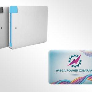 POWER BANK 2500 mAh BLANC WITH BOX - MP029