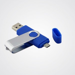USB FLASH DRIVER CONNECTOR 8GB WITH BOX ( 04 C ) - F005FC
