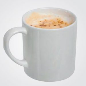 MUG CERAMIQUE ROND EN SUBLIMATION COEUR - MC10/TC