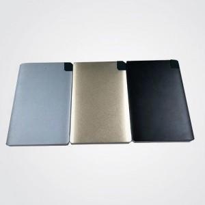 POWER BANK 2500 mAh ALUMINUM WITH BOX - MP029B (disponible en version 4000 mAh prix : 30 dt ) MP029B/4