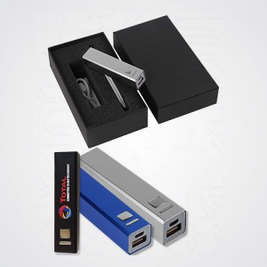 STYLO + POWER BANK 2600 mAh WITH BOX ( 04 C ) - MP102ST